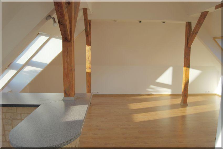 bilder dachwohnung - versicherungs-mehrfach-agentur frank peter, Wohnzimmer